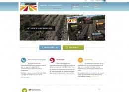 WordPress Website voor Buro Goeie Grond