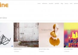 Dofine WordPress Website