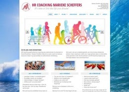 Website WordPress HR Coaching Marieke Scheffers